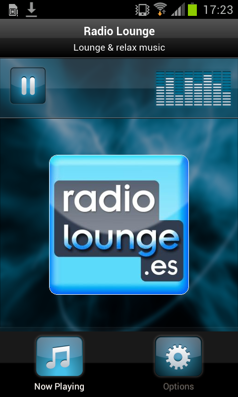 Radio Lounge- screenshot