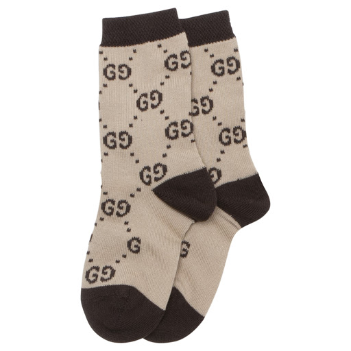 Thumbnail images of Gucci Little Cotton Socks