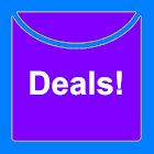 Deals! - Offers, shops, brands, sales, daily deals icon
