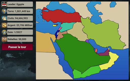 Middle East Empire 2027  captures d'u00e9cran 10