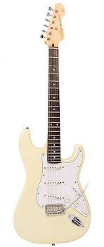Vintage V6 Vintage White