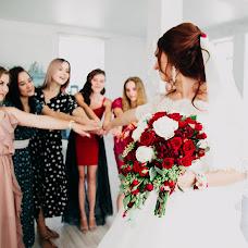 Wedding photographer Kseniya Bolkonskaya (bolkonskaya01). Photo of 16.10.2018
