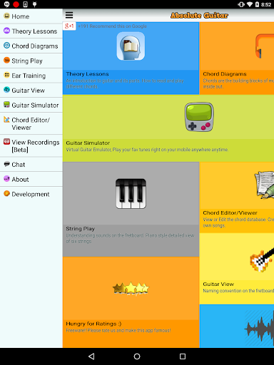 Learn Guitar with Simulator 7.2.1 screenshots 13