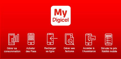 MyDigicel App – Applications sur Google Play