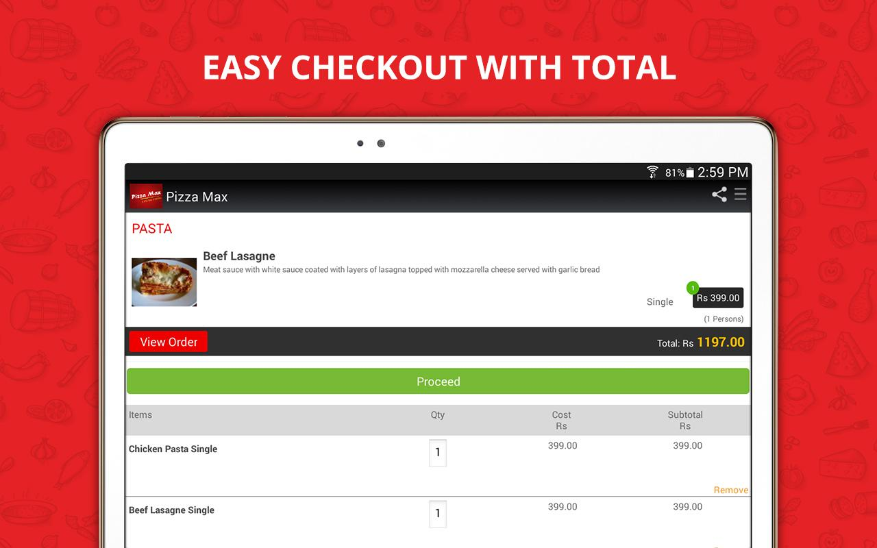 Supermeal.pk - Online Food- screenshot