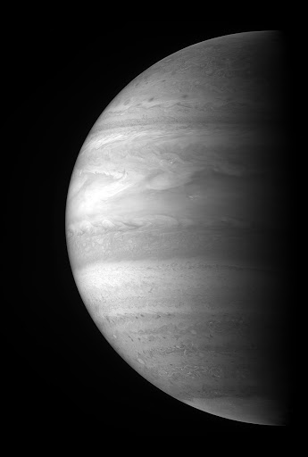 Jupiter High-Altitude Clouds