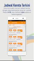 Screenshot of Train Ticket - Padiciti