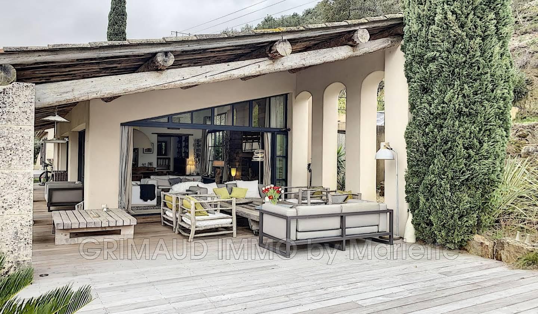 Maison avec piscine et terrasse La Môle