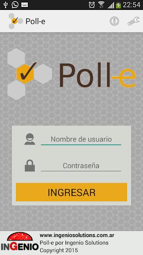 Poll-e App
