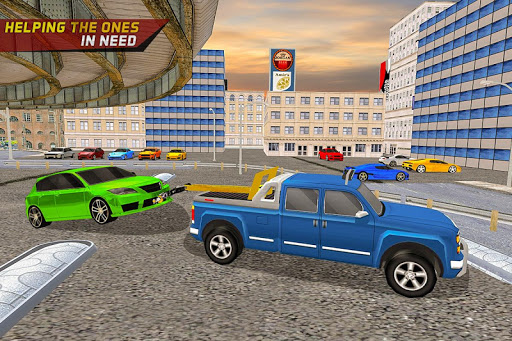Gas Car Station Services: Highway Car Driver 1.0 screenshots 2
