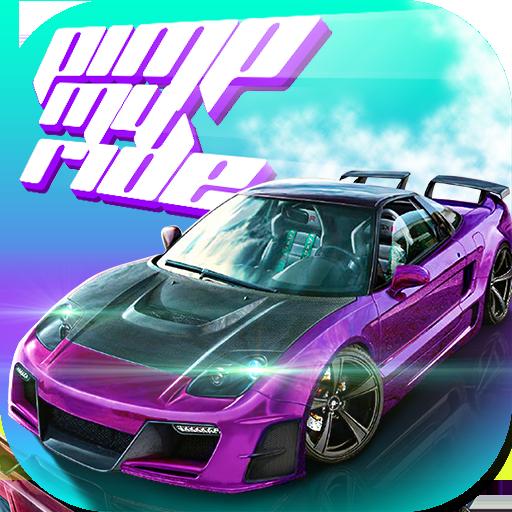 Pimp My Ride - Best Custom Car Tuning Simulator