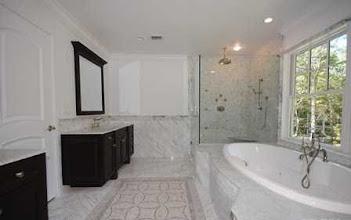Photo: Old Westbury, NY Bath remodel