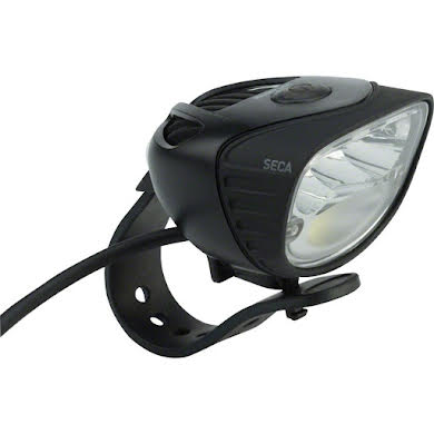 Light and Motion Seca 2500 Enduro Rechargeable Headlight