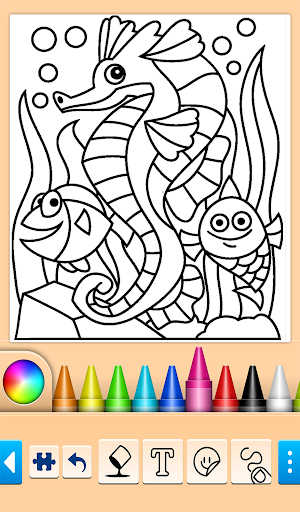 Dolphin And Fish Coloring Book Apps On Google Play