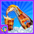 Cold Drink Maker - Soft Drink Factory icon
