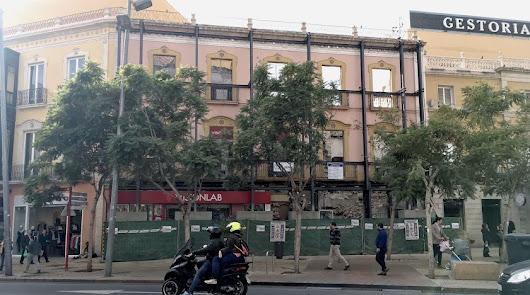 Tres inmuebles del centro se preparan para ser apartamentos turísticos