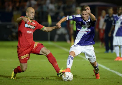 Anderlecht a refusé de laisser filer Dennis Praet