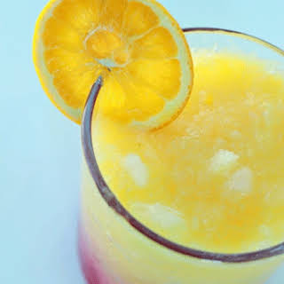 Tropical Orange Slush.