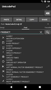 Descargar Unicode Pad para PC ✔️ (Windows 10/8/7 o Mac) 6