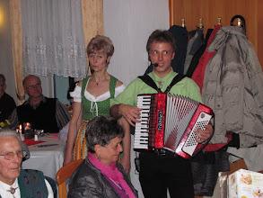 Photo: Musikprogramm beim Harzer Jodlermeister