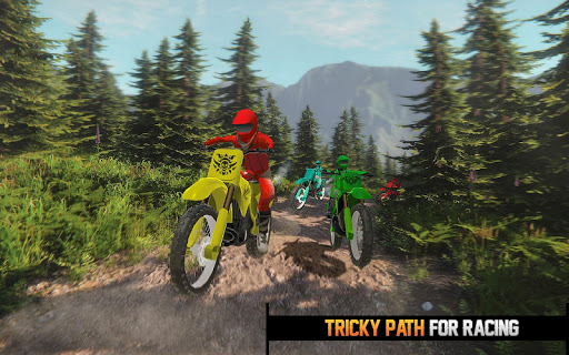 Uphill Offroad Bike Games 3d 1.0 screenshots 3