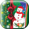 Funny Christmas Greeting Cards icon