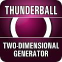 Lotto Winner for Thunderball icon