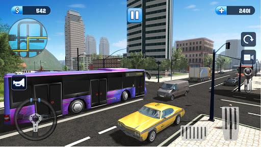Extreme Coach Bus Simulator apklade screenshots 1