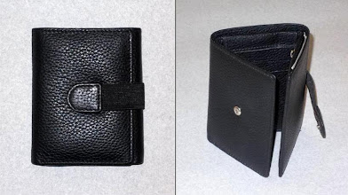 Photo: Trifold Wallet