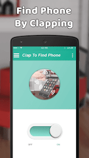 Find phone by clapping-Phone Finder on Clap - náhled