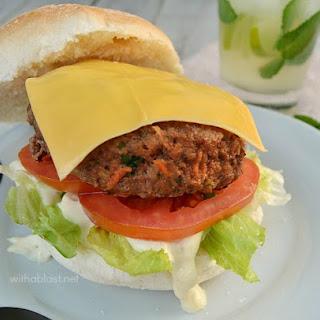 Juicy Burgers.