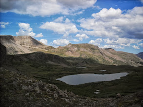 Photo: Cataract Lake, about 23 miles down.... 30 to go.