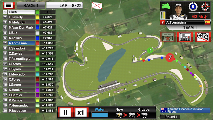 SBK Team Manager Screenshot Image