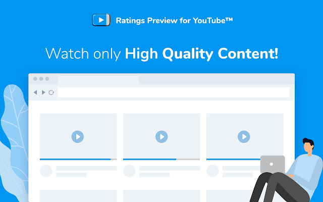 Ratings Preview for YouTube