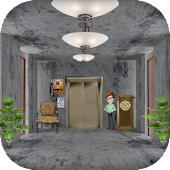 Escape Game - Concrete House