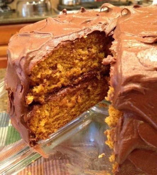 Mom's Surprise Spice Cake Recipe