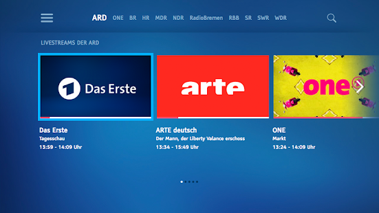 ARD für TV- screenshot thumbnail
