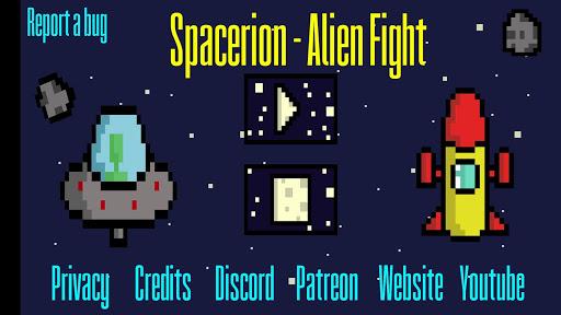 Spacerion: Alien Fight - Rette die Welt! Screenshots 1