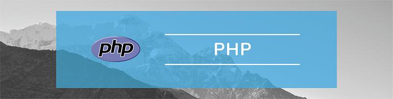 php programming language