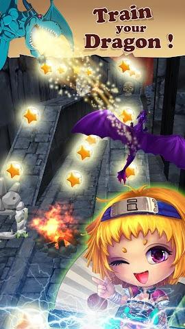 android Dragon Rise: Run 3D Game Screenshot 9