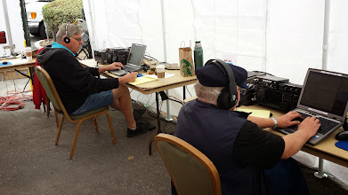 Photo: Special Event Station W100AW/6 at 2014 Pacificon ARRL Regional Centennial Convention