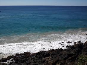 Photo: Australische Surferkolonnie