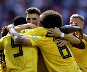 Les notes des Diables : Lukaku et Hazard taille Mondial