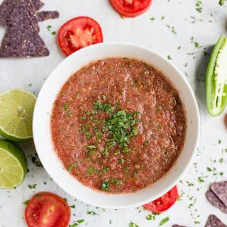 5-Minute Garden Fresh Salsa