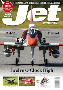 RC Jet International Magazine- screenshot thumbnail