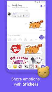 Viber Messenger Patched MOD APK 4