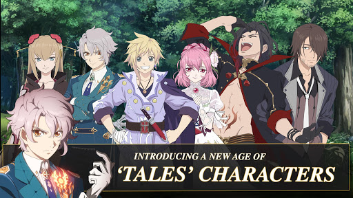 TALES OF CRESTORIA 1.0.5 screenshots 12