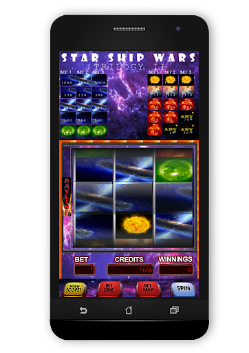 STAR SHIP WARS SLOT TRILOGY 2