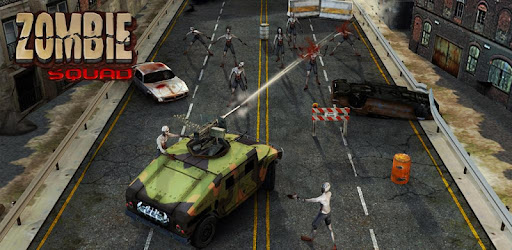 Zombie Car Games >> Zombie Squad Apps On Google Play