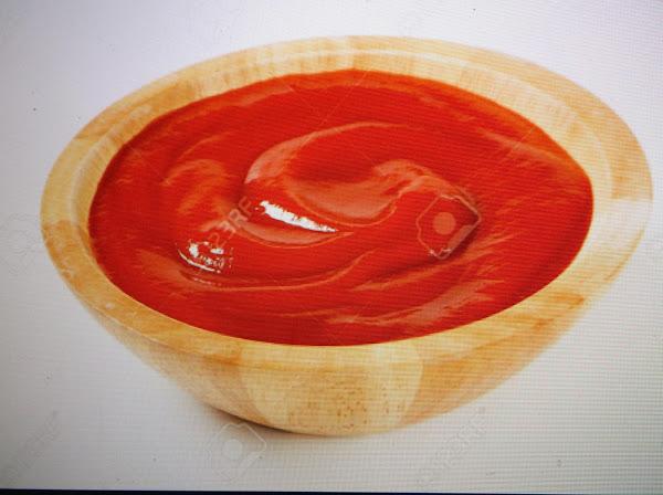 Tomato Sauce By Eddie Recipe